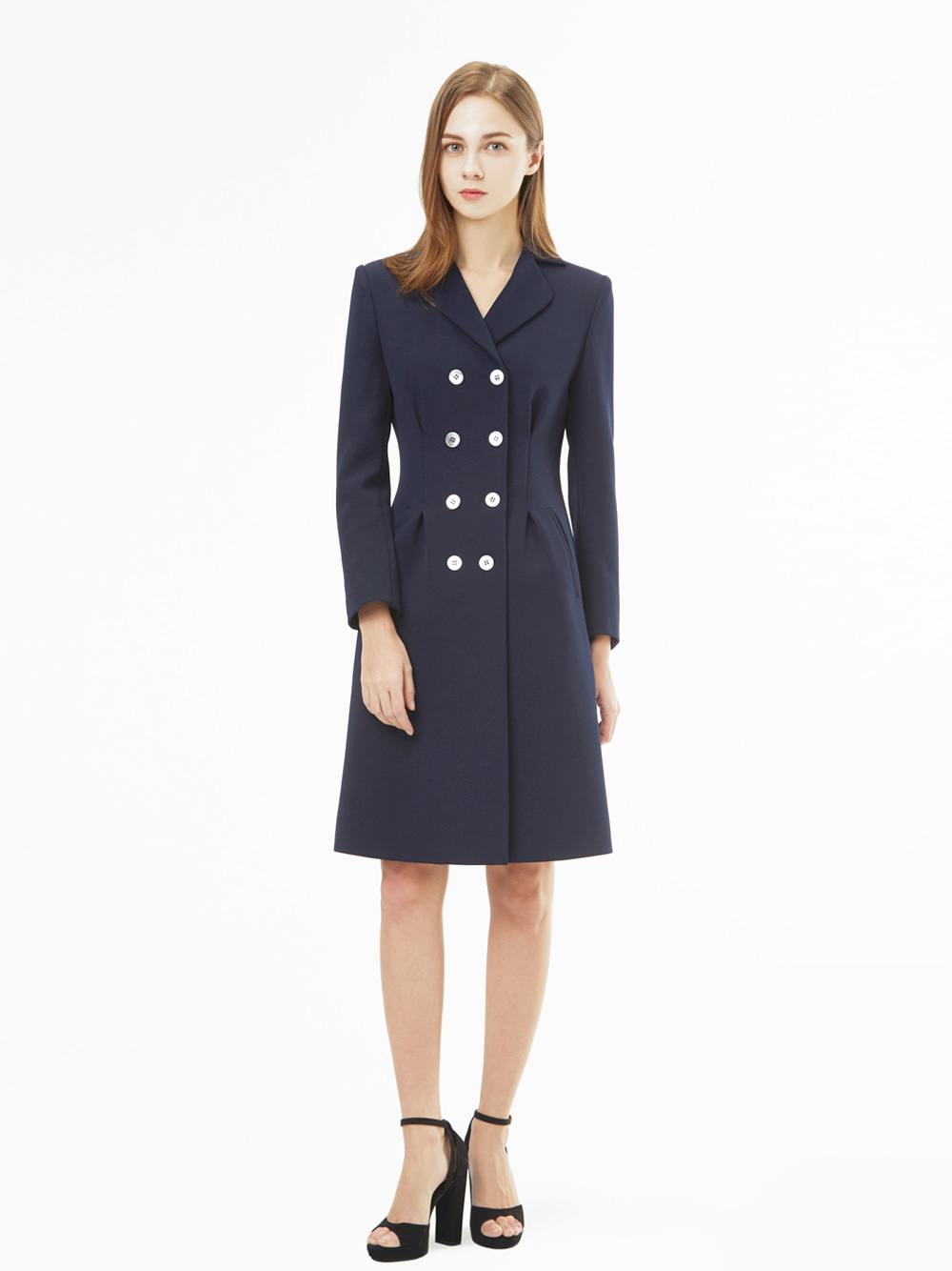 RTW The Bar Dress & Coat (네이비)