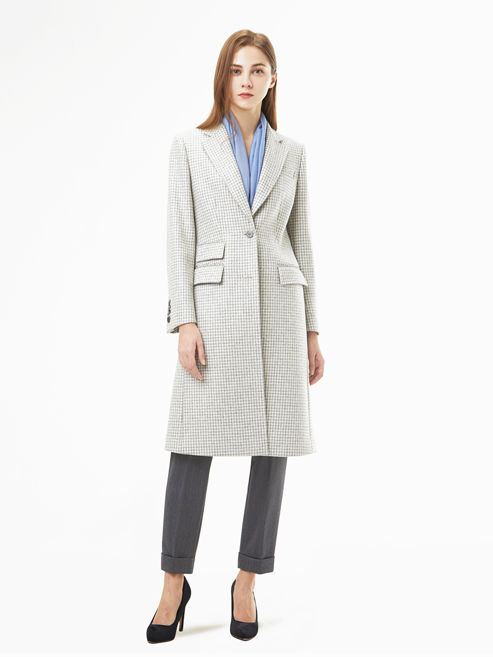 Marton Mills Tweed Coat