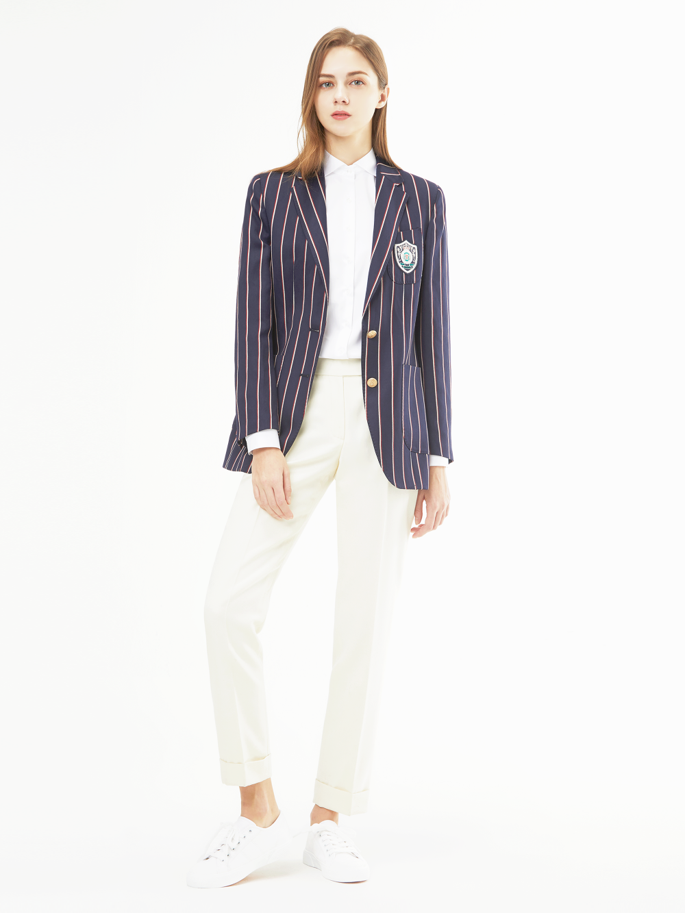 Abraham Moon Stripe Jacket